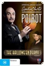 Agatha Christie: Poirot - Halloween Party (2010) afişi