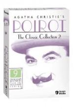 Agatha Christie: Poirot (1996) afişi
