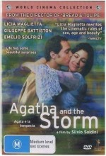 Agatha and the Storm (2004) afişi