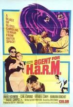 Agent for HARM (1966) afişi