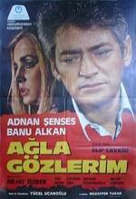 Ağla Gözlerim (1981) afişi