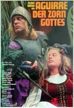 Aguirre, Tanrının Gazabı (1972) afişi