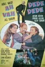 Ah Dede Vah Dede (1976) afişi