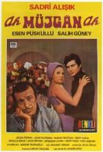 Ah Müjgan Ah (1970) afişi