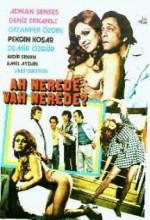 Ah Nerede Vah Nerede (1975) afişi