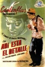 Ahi Está El Detalla (1940) afişi