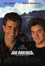Air America (1990) afişi