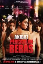 Akibat Pergaulan Bebas (2010) afişi