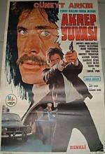Akrep Yuvası (1977) afişi