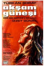 Akşam Güneşi (1966) afişi
