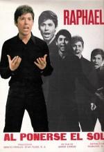 Al Ponerse El Sol (1967) afişi