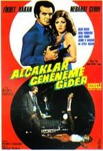 Alçaklar Cehenneme Gider (1972) afişi