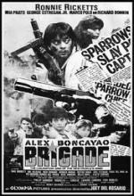 Alex Boncayao Brigade (1988) afişi