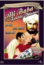 Ali Baba Ve Kırk Haramiler (1944) afişi