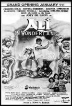 Ali In Wonderland Afişi