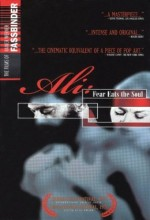 Ali: Korku Ruhu Kemirir (1974) afişi