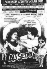 Ali Setan (1985) afişi