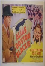 Alias Boston Blackie (1942) afişi
