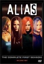 Alias (2001) afişi