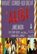 Alibi (1942) afişi