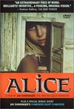 Alice (1988) afişi