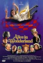 Alice Harikalar Diyarında (1999) afişi
