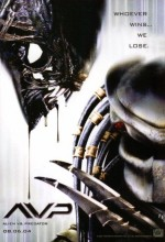 Alien Predator'a Karşı (2004) afişi