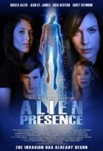 Alien Presence (2009) afişi