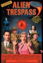 Alien Trespass (2009) afişi