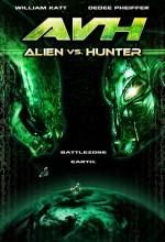 Alien Vs. Hunter (2007) afişi