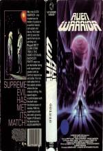 Alien Warrior (1985) afişi