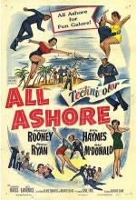 All Ashore (1953) afişi
