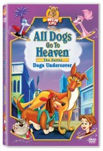 All Dogs Go To Heaven: The Series (1999) afişi