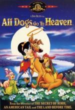 Bütün İyiler Cennete Gider (1989) afişi