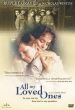 All My Loved Ones (1999) afişi