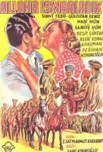 Allahaısmarladık (1951) afişi