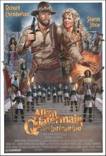 Allan Quatermain And The Lost City Of Gold (1986) afişi