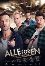 All for One (2011) afişi