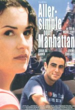 Aller simple pour Manhattan (2002) afişi