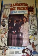 Almanya Acı Vatan (1979) afişi