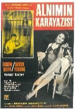 Alnımın Kara Yazısı (1968) afişi