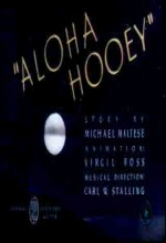 Aloha Hooey (1942) afişi