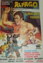 Alpaslanın Fedaisi Alpago (1967) afişi