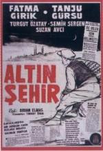Altın Şehir (1965) afişi