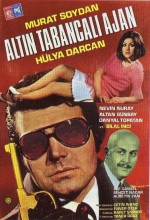 Altın Tabancalı Ajan (1970) afişi