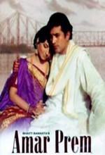 Amar Prem (1948) afişi