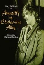 Amarilly of Clothes-Line Alley (1918) afişi