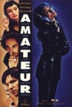 Amateur (1994) afişi