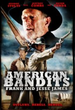 American Bandits: Frank And Jesse James (2010) afişi
