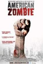 American Zombie (2007) afişi